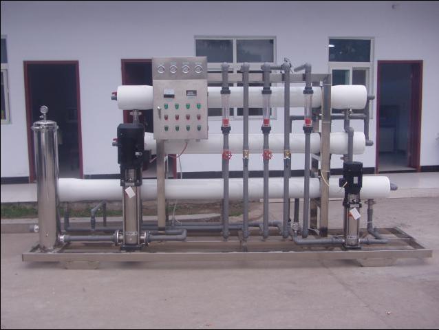 西安专业水处理