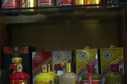 衡阳名贵烟酒高价回收