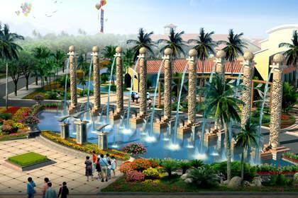 长沙景观喷泉工程