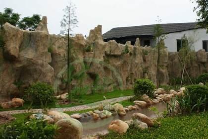 湖南假山设计施工