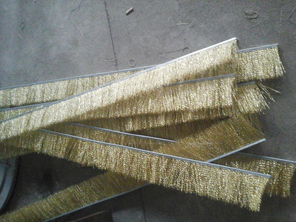 潜山毛刷条供应