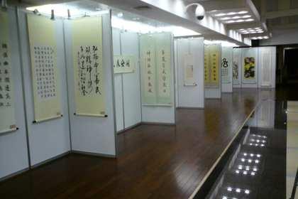 北京交流会书画展板租赁摄影展展板租赁