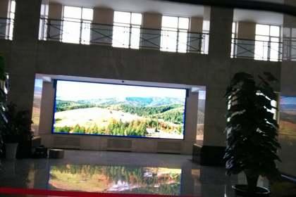 新疆LED显示屏批发、新疆LED工程安装
