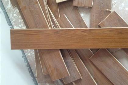 杭州旧地板回收价格