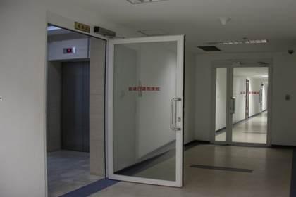 上海感应自动门