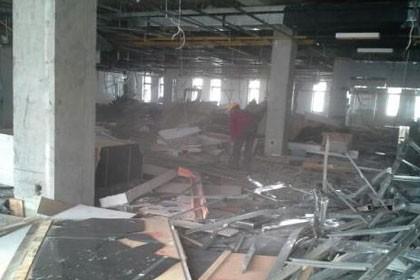 大型室内外整体拆除工程