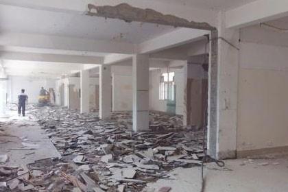 济南室内装修拆除