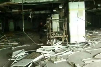 济南大型广告牌拆除
