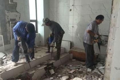 钢结构厂房拆除