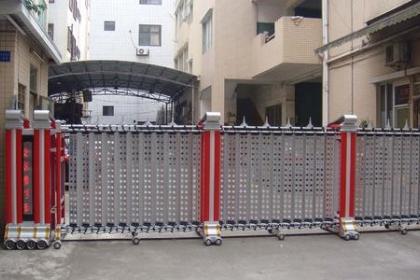 惠州快速卷帘门销售
