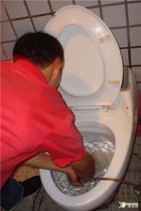疏通下水道疏通厕所