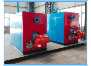 周口燃油气蒸汽热水锅炉