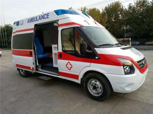 北海私人救护车殡仪车出租