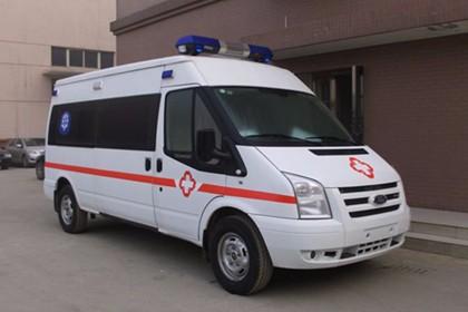南京市长途救护车租用
