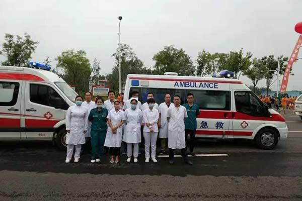 南京私人120急救车出