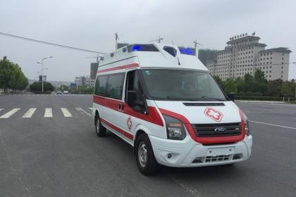 哈尔滨长途救护车租用