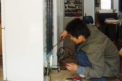 北京美菱冰箱售后维修
