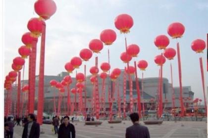 南宁开业庆典气球拱门