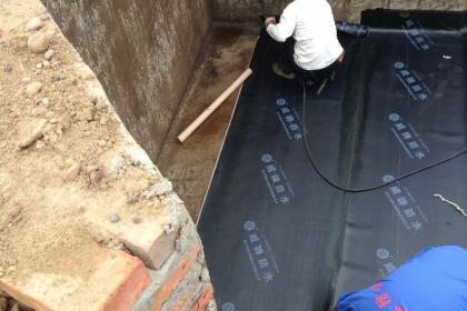 成都防水堵漏工程