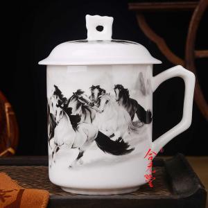 景德镇陶瓷纪念盘定做