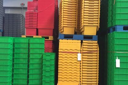 上海汽车配件行业物流箱