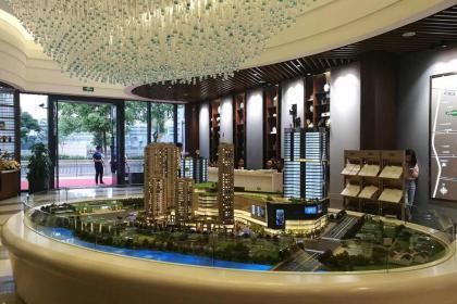 菏泽房地产建筑模型定做