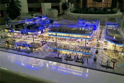 菏泽沙盘模型设计