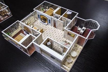 临沂建筑沙盘模型设计