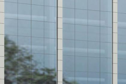 南昌幕墙玻璃保养