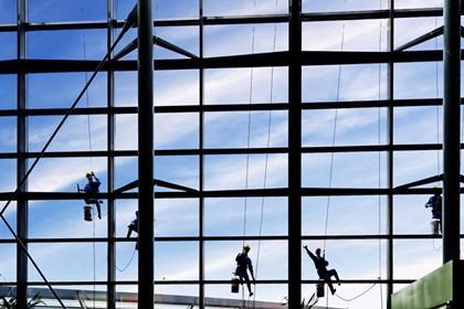 江西幕墙玻璃保养
