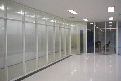 兰州办公室玻璃隔断