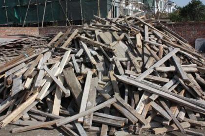 唐山建筑木方回收