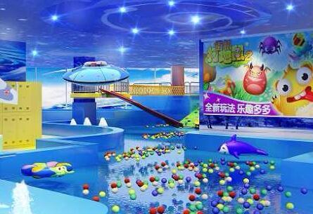 上海恒温水上乐园施工