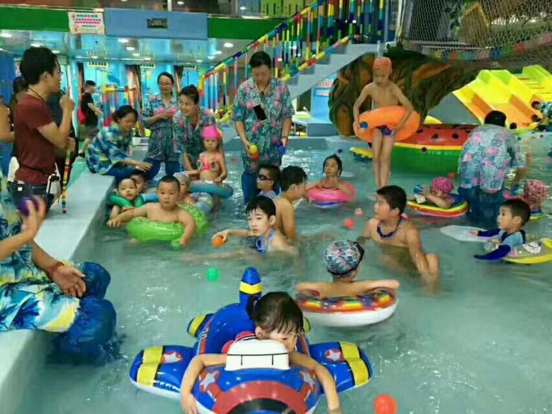 室内亲子泳池加盟
