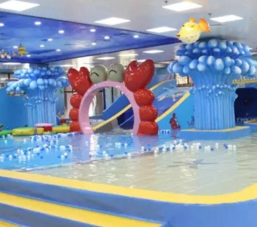 恒温主题水上乐园加盟
