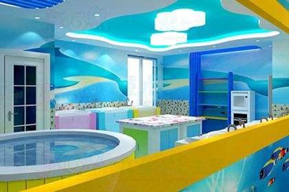 广州儿童泳池价格