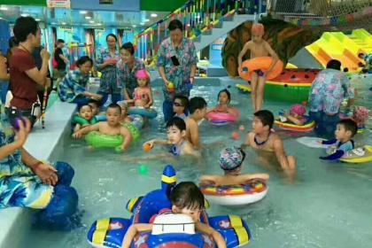 广州室内恒温水上乐园