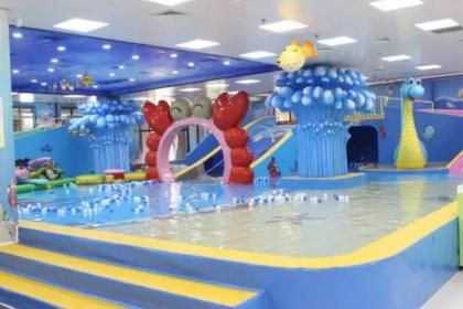 上海儿童室内水上乐园