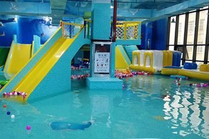 儿童室内水上乐园施工