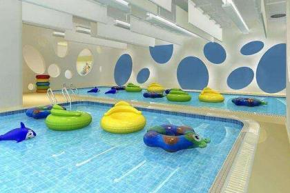武汉室内亲子泳池