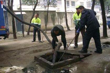 呼和浩特管道疏通维修