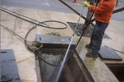 化粪池污水井清掏