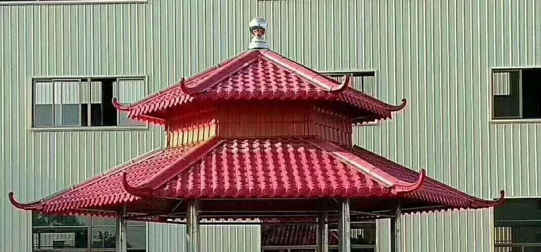 北京合成树脂瓦