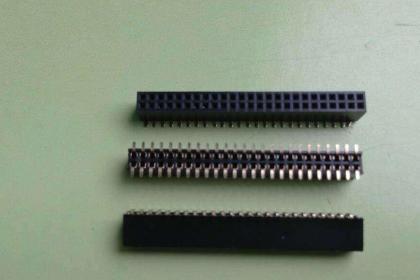 深圳圆孔排针销售