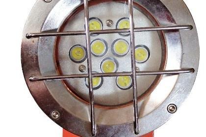 西安矿用LED机车灯