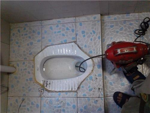 海珠区通厕所