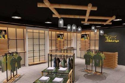 西安品牌形象店设计