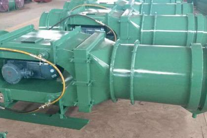 kcs-408d矿用湿式除尘风机