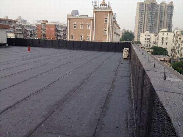 哈尔滨楼顶防水