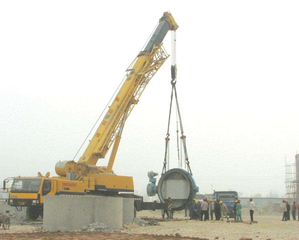 长沙重型设备起重吊装